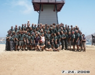 Camp Cherry Valley Staff by Year