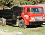 CCV Dump Truck